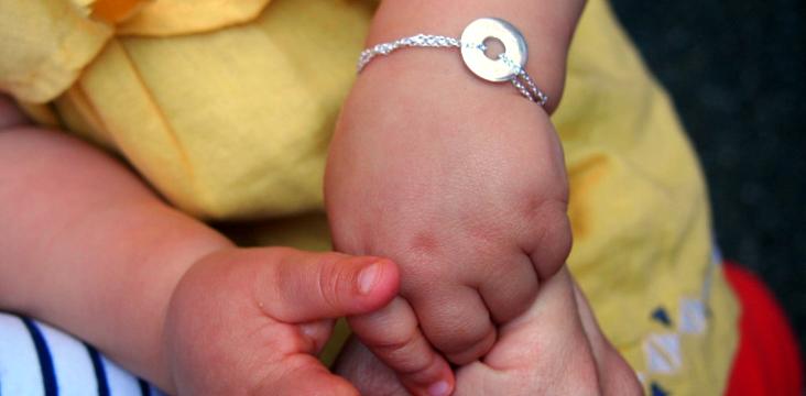 bracelet bébé fille